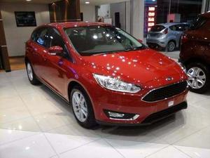 Ford Focus S 0 km entrega inmediata aceptamos usado en parte