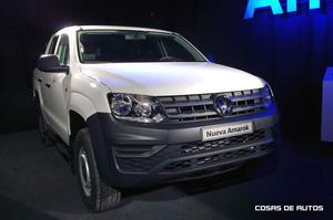 La Nueva Amarok de Volkswagen en cuotas sin interes.