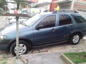 Fiat Palio Adventure GNC