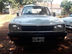 Vendo Camioneta Peugeot