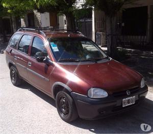 Vendo corsa wagon mod 99 nafta gnc