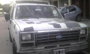 Ford F-100 V8 STD usado  kms
