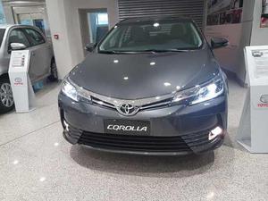 Toyota Corolla XEi caja CVT