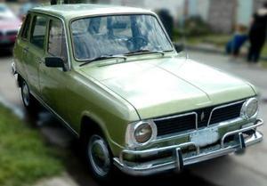 Renault 6 MA 912 usado  kms