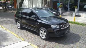 Jeep Compass Limited 2.4L CVT usado  kms