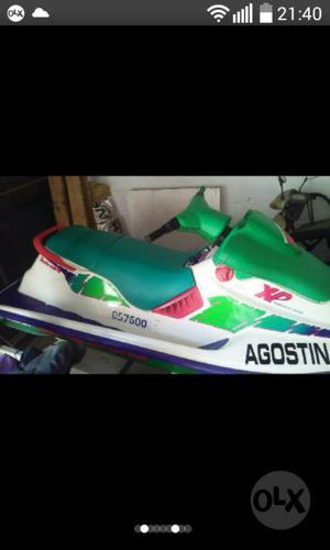 Vendo Moto de Agua Sea Doo 650cc 90hp