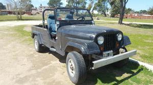 Vendo O Permuto Jeep Ika Largo