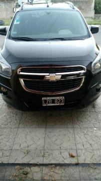 Chevrolet Spin Activ MT 5 Asientos usado  kms
