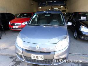 Renault Sandero Confort 1.6L 16V usado  kms