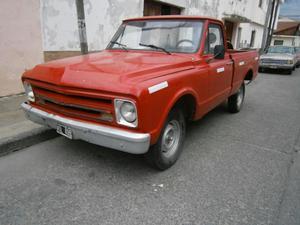 Pick Up Chevrolet C10.nafta/gnc. de 10