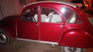 VENDO CITROEN 3CV Original