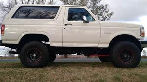 Ford Bronco Digno Estado