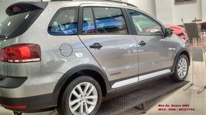 0km Volkswagen Suran Track My18-cuotas Tasa 0%+gtos.