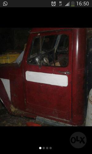 Camioneta Baqueano