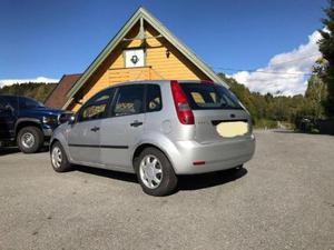Ford Fiesta Otra Versión usado  kms