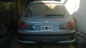 Peugeot 206 de Baja con Alta de Motor