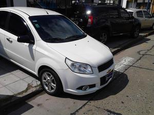 Chevrolet Aveo G3 LT MT