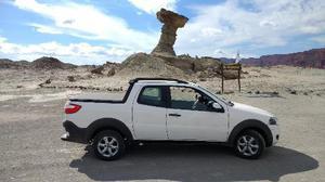 Fiat Strada Trekking Multijet usado  kms