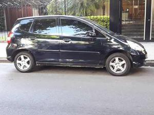 Vendo Honda Fit  Con Gnc 5ta Generacion