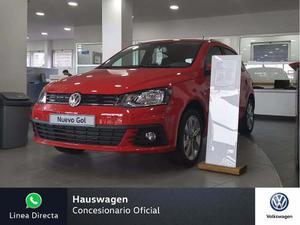 Volkswagen Gol Trend Sportline Manual 5 Puertas Vw  My18