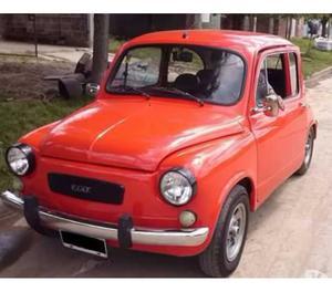 Fiat 600 S, Modelo 81.