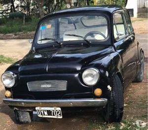Vendo Fiat600- Motor - Alternador - Distribuidor nuevo
