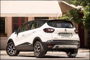 Renault Captur Intens usado  kms