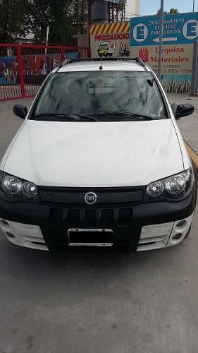 Fiat Strada Adventure Cabina Y Media