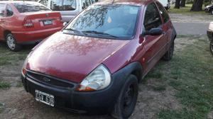 Ford Ka, , Nafta