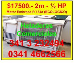 Heladera mostrador NUEVAS directo de fabrica $ -.