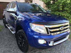 Ford Ranger Limited  -no Hilux Amarok S10