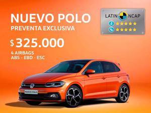 Volkswagen Nuevo Polo 1.6 Msi Trendline  Preventa 0km Vw