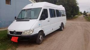 Mercedes Benz Sprinter 413 Minibus Permuto Financio
