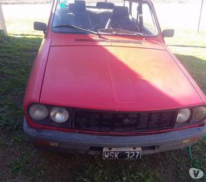Vendo Renault 12, gnc, mod. 91, vtv, al dia