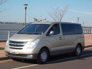Hyundai H-1 Van Vidriada 7 Pasajeros usado  kms