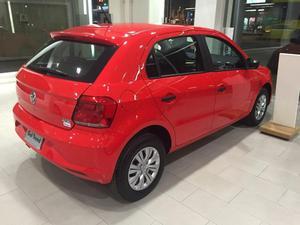 VW GOL TREND SALE $ Y CUOTAS TOMAMOS USADOS