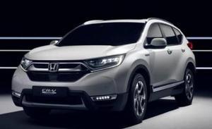 Honda CR-V LX MT 4WD usado  kms