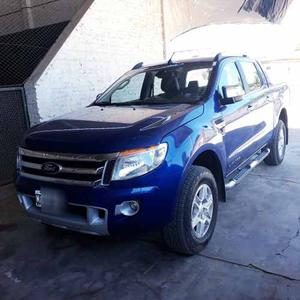 Ford Ranger Limited 4x4 3.2 Tdi Mt