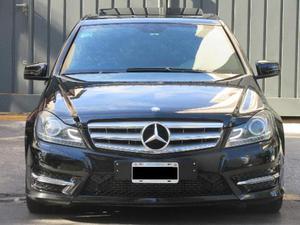 Mercedes Benz Clase C C250 BlueEFFICIENCY Avantgarde AT