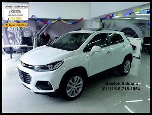 Chevrolet Tracker 4x4 Ltz + Plus Promocion Venta Directa