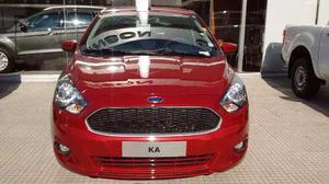 Ford Ka S 1.5l 5 Puertas Nafta 105cv 0km  Rojo Jm