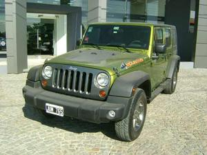 Jeep Wrangler Unlimited Mountain Version