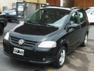 Volkswagen Suran Highline c/cuero usado  kms