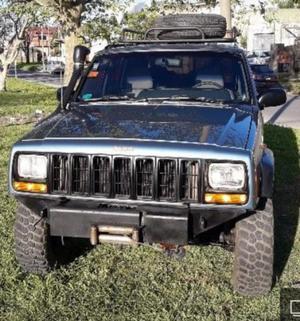 Jeep Cherokee Gnc