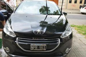 Peugeot 208 Feline 1.6 N 5P usado  kms