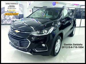 Chevrolet Tracker Ltz 4x2 Venta Directa $ Menos