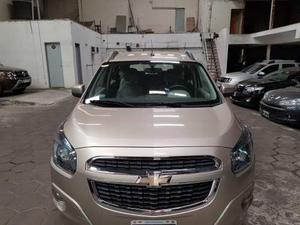 Chevrolet Spin 1.8 Activ Ltz 7as At 105cv