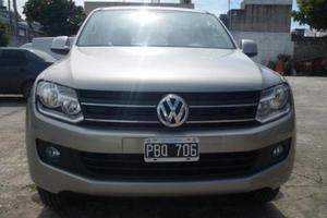 Volkswagen Amarok 2.0 TDI C/Doble Trendline 4x4 usado