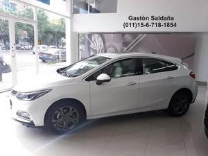 Chevrolet Cruze 5 Puertas Ltz At Venta Directa $ Menos