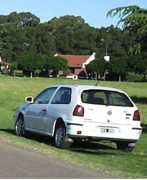 Volkswagen Gol 3P Top Gun 1.6 Full usado  kms
